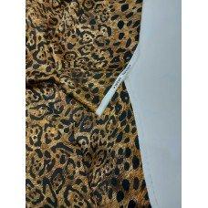 Шелк леопард